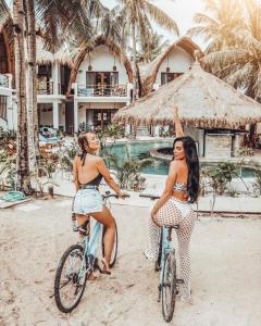ركوب الدراجة الهوائية في محيط Coco Cabana