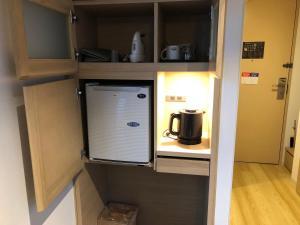 A kitchen or kitchenette at Hotel Gracery Asakusa