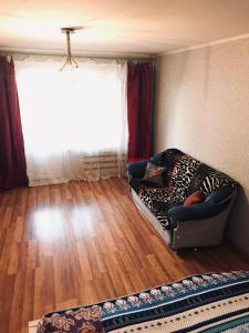 Гостиная зона в Апартаменты G-Kvartal на Тушинской