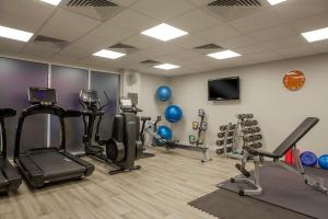 The fitness center and/or fitness facilities at Orsett Hall
