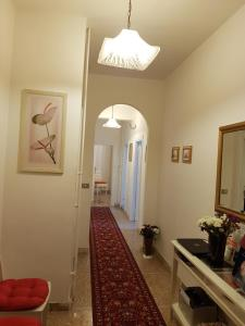 A bathroom at Andreina a San Pietro Apartment