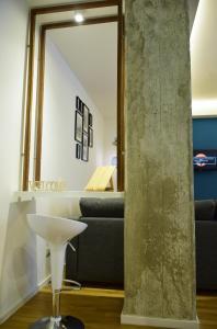 A bathroom at Dear Emma Suite Salerno