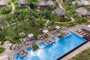 A view of the pool at Zuri Zanzibar or nearby
