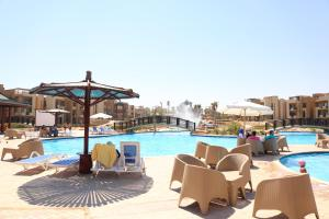 The swimming pool at or close to BlueBay-Asia Elsokhna -Families Only