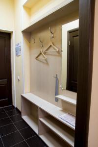 A bathroom at Hotel-Club 12 Feet