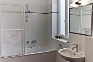חדר רחצה ב-Sky Apartments Vienna