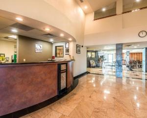 The lobby or reception area at Sleep Inn & Suites Winchester