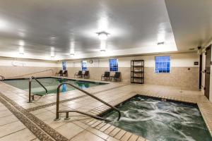 The swimming pool at or near Evangeline Downs Hotel, Ascend Hotel Collection