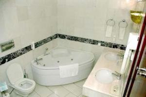 Kúpeľňa v ubytovaní Bellevue Hotel and Resort