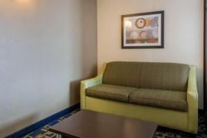 A seating area at Comfort Inn & Suites Near Universal Orlando Resort-Convention Ctr