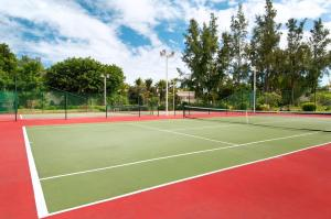 Tennis- en/of squashfaciliteiten bij Hilton Mauritius Resort & Spa of in de buurt