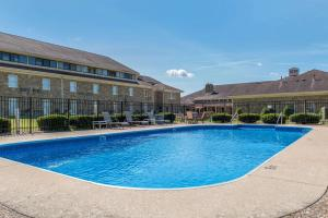 The swimming pool at or near Quality Inn & Suites Bedford West