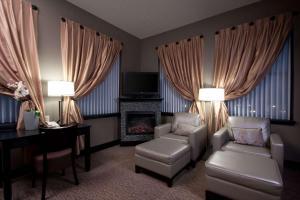 Zona de estar de The Giacomo, Ascend Hotel Collection