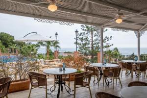 Un restaurante o sitio para comer en PALASIET Thalasso Clinic&Hotel