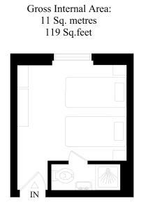 Plan de l'établissement Angus Hotel