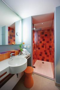 A bathroom at Hapimag Ferienwohnungen Hörnum