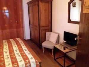 TV/Unterhaltungsangebot in der Unterkunft Chambres d'hôtes chez Pierrot et Flo