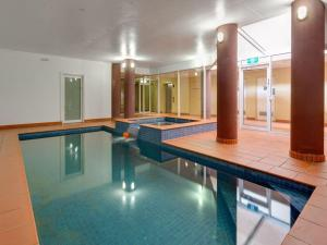 The swimming pool at or near Cowes Beachfront Retreat