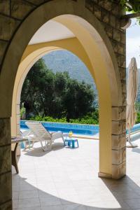 Piscine de l'établissement Villa Ana Maria ou située à proximité