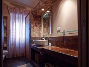 A bathroom at Le Dimore Di Ponte Selce