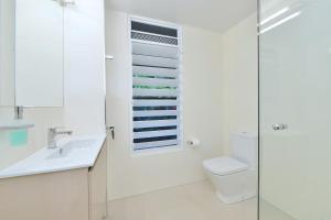 A bathroom at Serenity Port Douglas