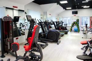 Фитнес-центр и/или тренажеры в  Принцесса Элиза Отель