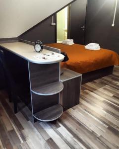 A bathroom at Мини отель РАДАР