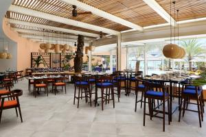 A restaurant or other place to eat at SALT of Palmar, an adult-only boutique hotel
