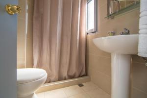 Ένα μπάνιο στο Megim