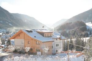 La Lum De Roisc during the winter