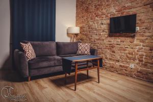 Część wypoczynkowa w obiekcie Apartamenty 21