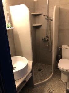 Ένα μπάνιο στο Angie's Studios