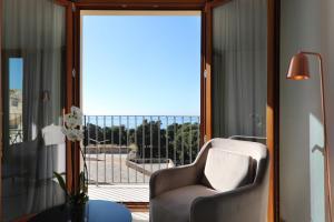 Część wypoczynkowa w obiekcie Es Princep - The Leading Hotels of the World