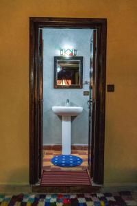 Ein Badezimmer in der Unterkunft Riad Atlas Panorama