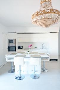 Cucina o angolo cottura di Luxury Apartment in Valencia