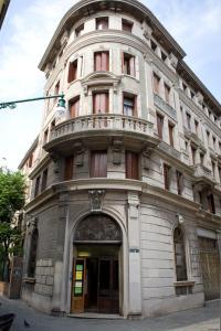 Edificio in cui si trova l'ostello