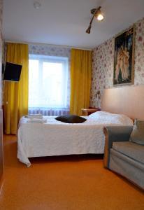 Кровать или кровати в номере Velga