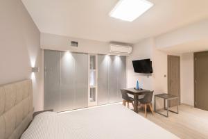 Μια τηλεόραση ή/και κέντρο ψυχαγωγίας στο Castello Hotel