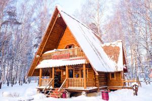 Парк-отель Берендеевка зимой