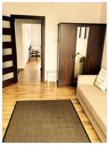 Część wypoczynkowa w obiekcie Apartament Katarzynka Stare Miasto