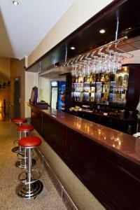 Лаундж или бар в Отель Европа