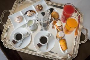 Colazione disponibile per gli ospiti di Casa Valeria