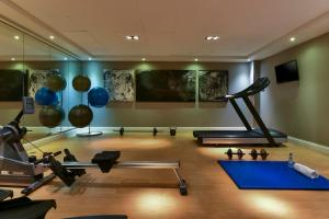 Palestra o centro fitness di Fraser Suites Edinburgh