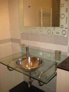 A kitchen or kitchenette at Monte das Beatas - Alojamento Local
