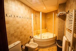 Un baño de Hotel Hc Zoom