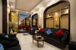 Khu vực sảnh/lễ tân tại Hanoi L'Heritage Centre Hotel & Spa