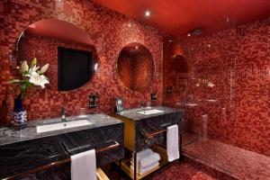 Salle de bains dans l'établissement Stories Boutique Hotel