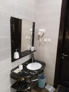 Um banheiro em Al Mas Furnished Units in Abha