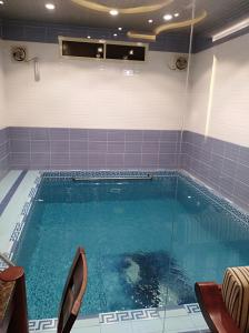 A piscina localizada em Al Mas Furnished Units in Abha ou nos arredores