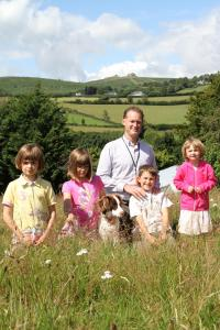 Children staying at Ilsington Country House Hotel & Spa